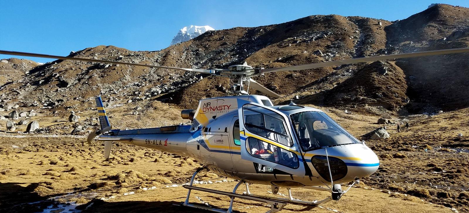 Daily Everest Heli-Flight