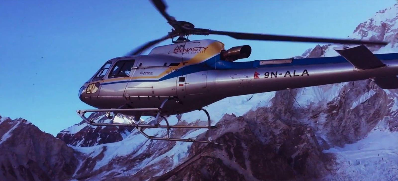Daily Everest Heli-Flight