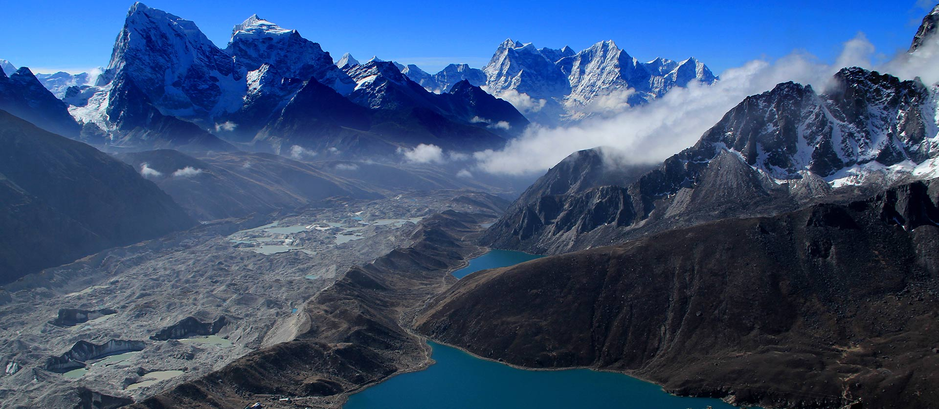 Gokyo Valley & Everest