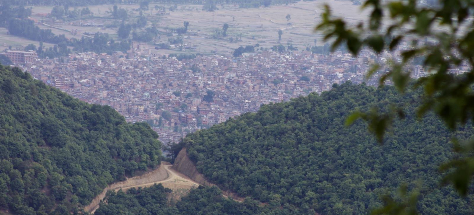 Lakuri Bhanjyang Trek